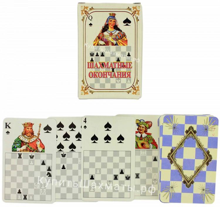 Конкурсы на игральных картах