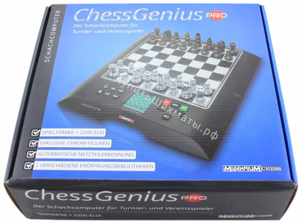 chess genius pro. Black Bedroom Furniture Sets. Home Design Ideas